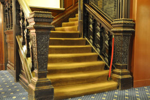 The Stairway. Photo ©Yvonne Hewett